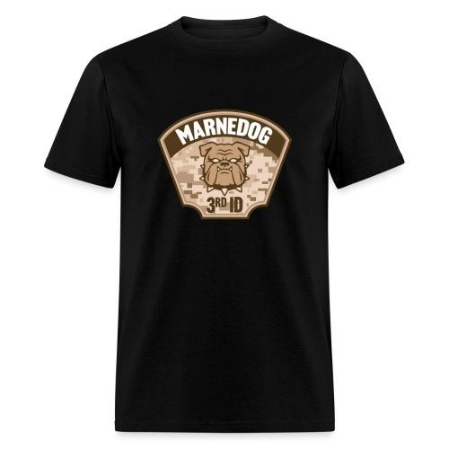 Desert Marne Dog (3rd ID) - Men's T-Shirt