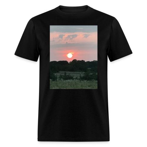 Nature Sunset - Men's T-Shirt