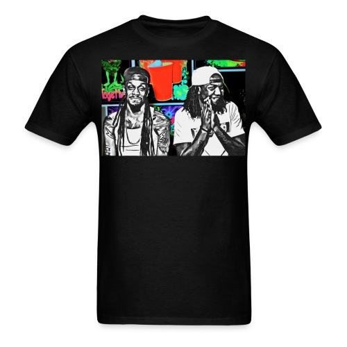 Optical Illusion - Men's T-Shirt