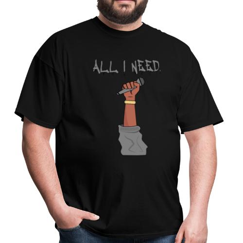 One Mic - Men's T-Shirt