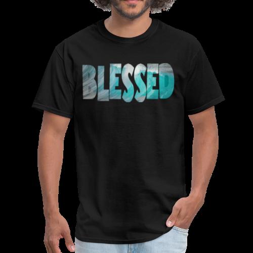 blessed - Men's T-Shirt