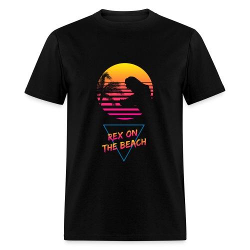 Rex On The Beach - Men's T-Shirt