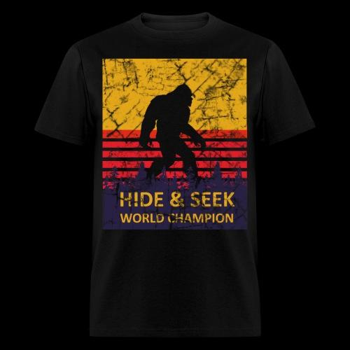 Hide And Seek World Champion T-Shirts - Men's T-Shirt
