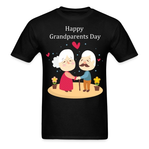 Awesome Gift for Funny Grandparents Day T-shirt - Men's T-Shirt