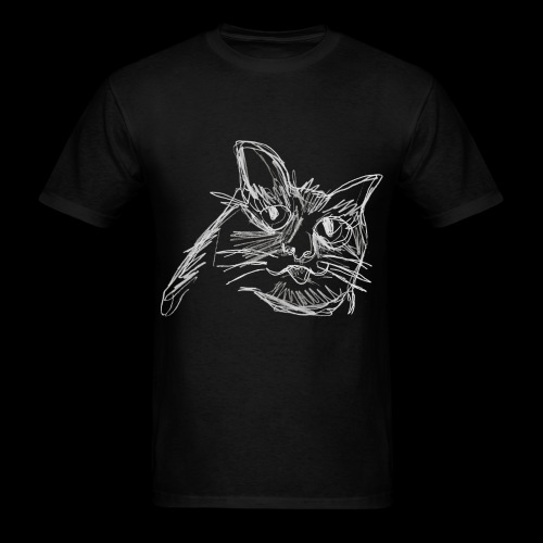 blep (white) - Men's T-Shirt
