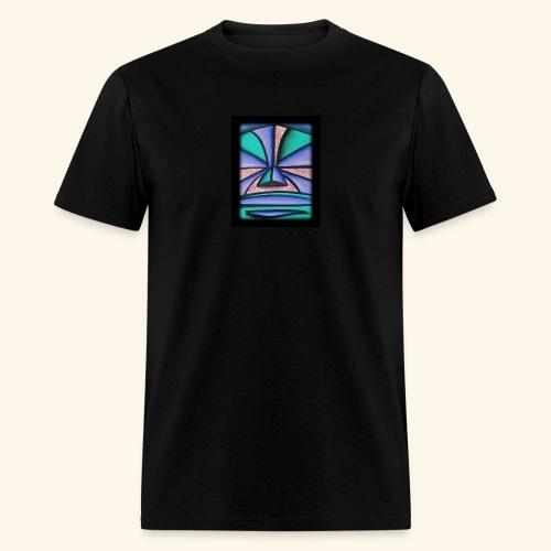 Pastel Tiki - Men's T-Shirt