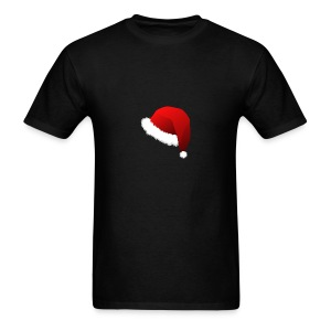 Carmaa Santa Hat Christmas Apparel - Men's T-Shirt