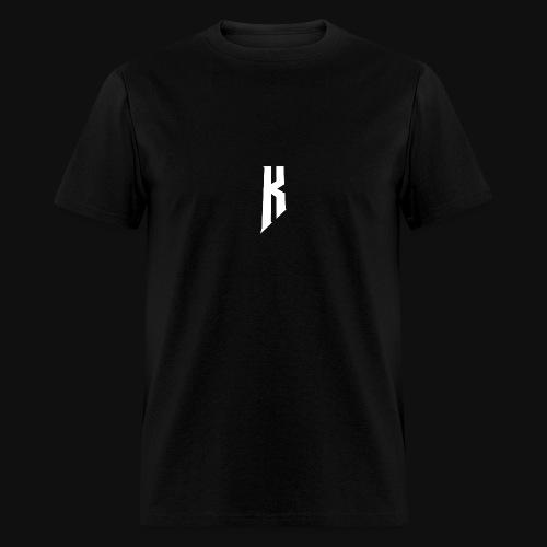 Knight White Logo - Men's T-Shirt