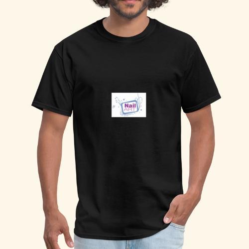 Nails art - Men's T-Shirt