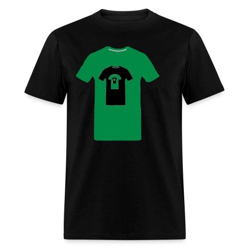 Green en abîme - Men's T-Shirt