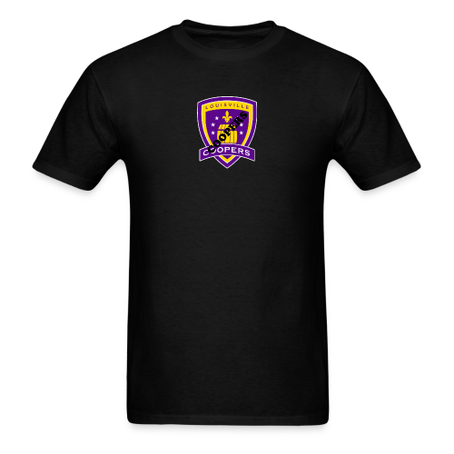 LogoShield Coopers ex - Men's T-Shirt
