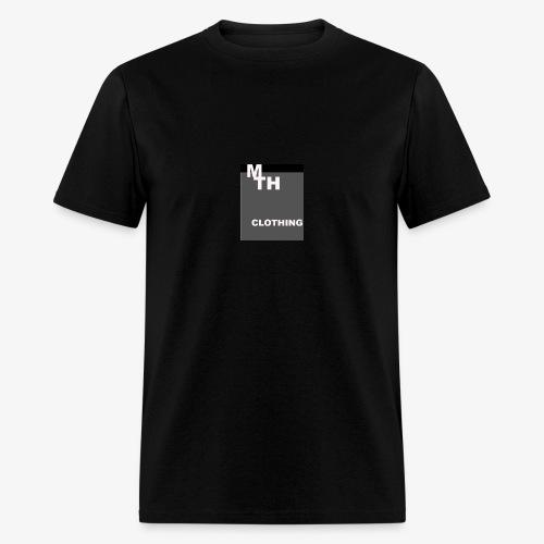 mth clothing co best in black - Men's T-Shirt