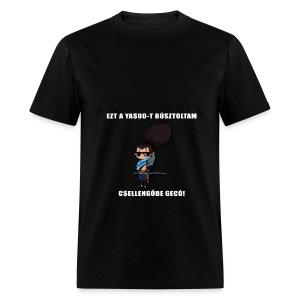 YASUOT CSELLENGŐBE BÚSZTOLÓS Póló - Men's T-Shirt