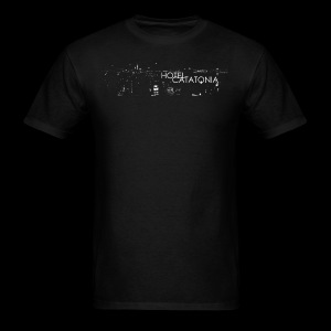 Hotel Catatonia logo image - Men's T-Shirt