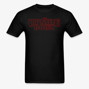 The Upside Down - Men's T-Shirt
