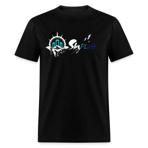 SkyPlug - Men's T-Shirt
