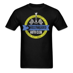 Crossthreaded Auto Club - Men's T-Shirt