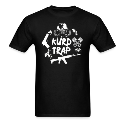 KurdTrapLogo - Men's T-Shirt