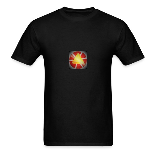 Iron Man Fidget Spinner Metal EDC Tri Spinner Fidg - Men's T-Shirt