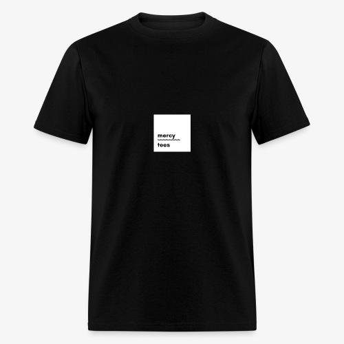 mercytees white - Men's T-Shirt