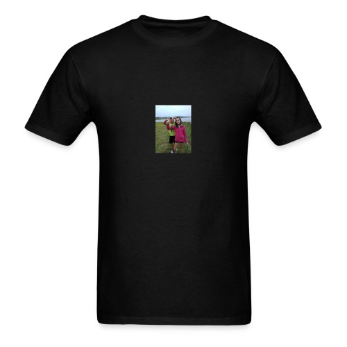 First fish of the day - Men's T-Shirt