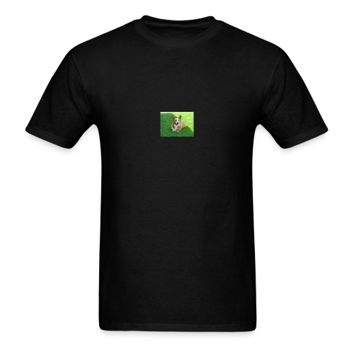 BuddyTheDoggo Official Logo #2 - Men's T-Shirt