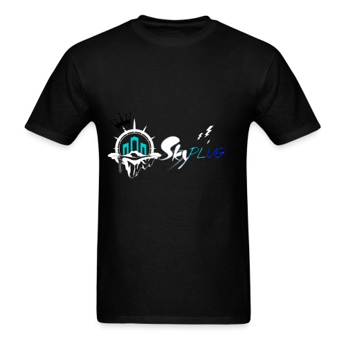 SkyPlug - Men's T-Shirt