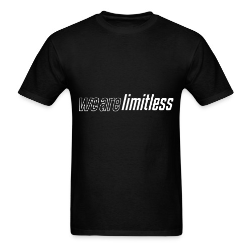 WE ARE LIMITLESS - Men's T-Shirt