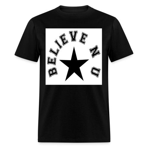 Believe N U - Men's T-Shirt