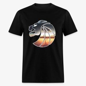 Seven Lions Logo - Men's T-Shirt