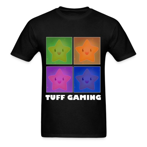 Artsy Tuff - T-Shirts - Men's T-Shirt