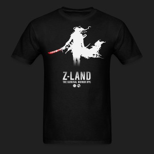Z-LAND Survivor - Men's T-Shirt