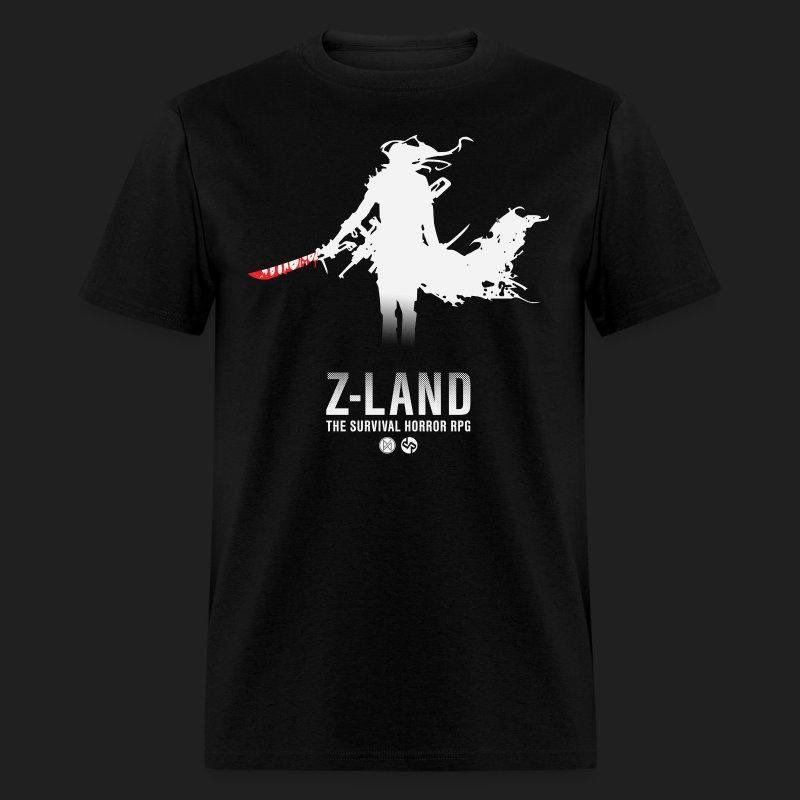 Z-LAND Survivor - Men's T-Shirt