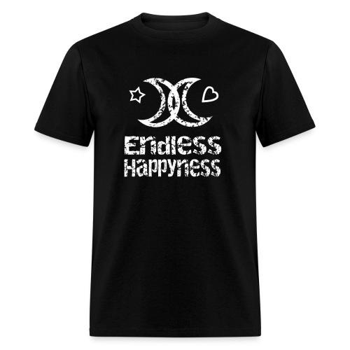 Endless happyness t-shirt - Men's T-Shirt
