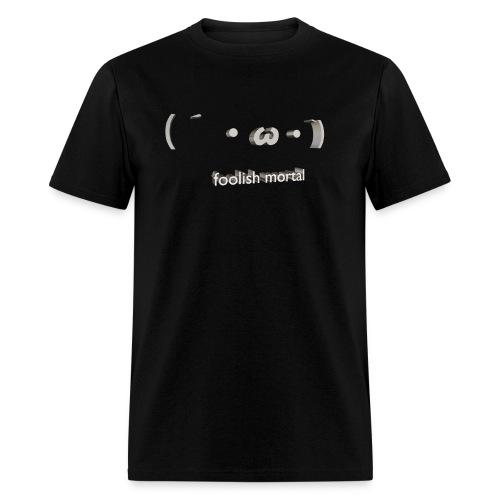 FOOLISH - Men's T-Shirt
