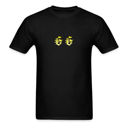 golden gamer logo - Men's T-Shirt
