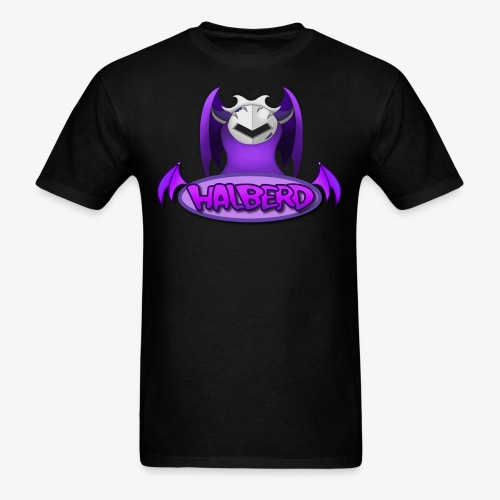 Halberd Logo - Men's T-Shirt