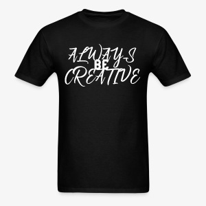 Creativity and Inspire - Men's T-Shirt