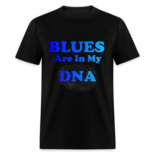 Blues DNA - Men's T-Shirt