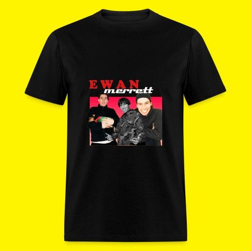 ewan merrett - Men's T-Shirt