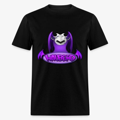 Halberd Logo - Men's T-Shirt