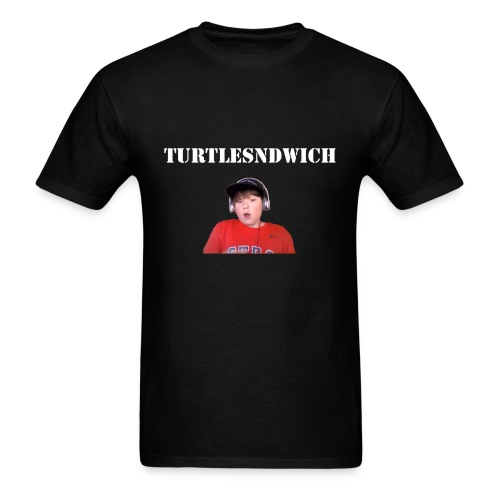 TurtleSndwich Design 1 - Men's T-Shirt