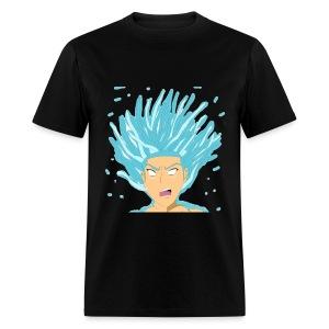 JKEYE inDEPTH SSJ BLUE - Men's T-Shirt
