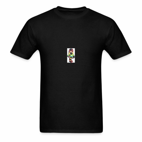 trippy as shrooms by bloodcross - Men's T-Shirt