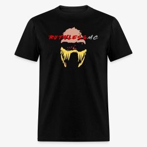 ruthless mc color logo t shirt - Men's T-Shirt