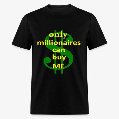 Milioners Tshirt - Men's T-Shirt
