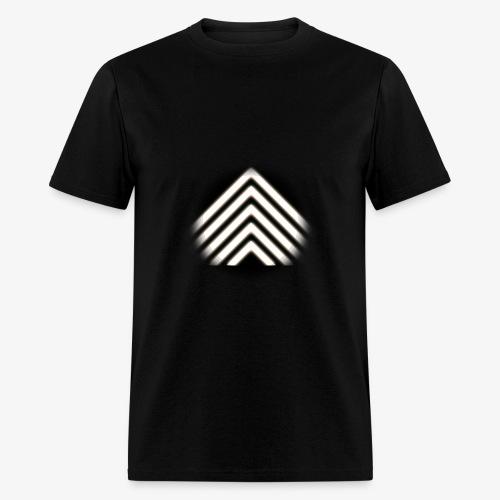Dangerous Design bigger - Men's T-Shirt
