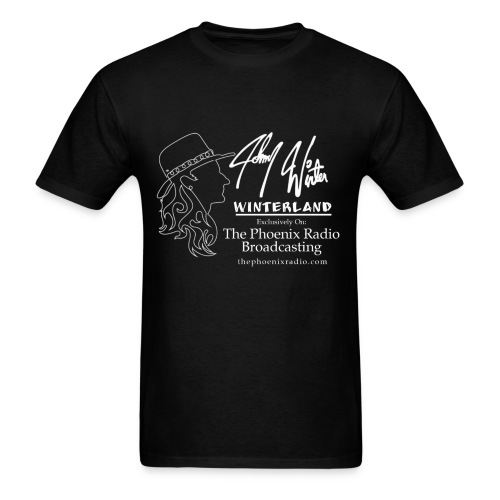 Johnny Winter's Winterland - Men's T-Shirt