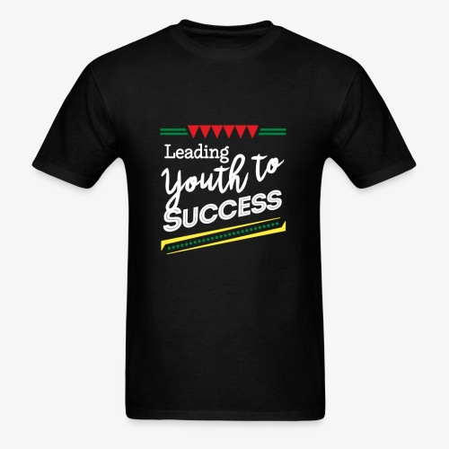 Leading Youth To Success - Men's T-Shirt