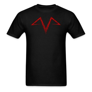 VYRUS RED - Men's T-Shirt